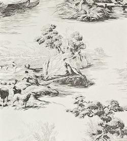 Обои Zoffany Chantemerle Wallpaper, арт. ZCDW05004