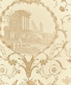 Обои Zoffany Chantemerle Wallpaper, арт. CHP06001
