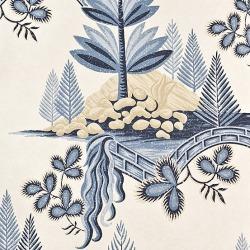 Обои Zoffany Fleurs Rococo, арт. FLW02003