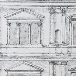 Обои Zoffany Intaglio, арт. 310081