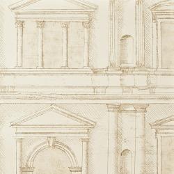 Обои Zoffany Intaglio, арт. 310083