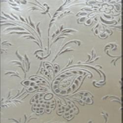 Обои Zuber ALEXANDRA, арт. 486-Blanc-argent