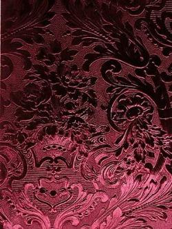 Обои Zuber Anastasia, арт. 374-BORDEAUX