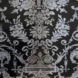 Обои Zuber BORIS, арт. 9788 black