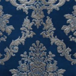 Обои Zuber OLGA, арт. 520-Bleu argent