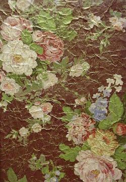 Обои Zuber Roses Anciennes, арт. 980