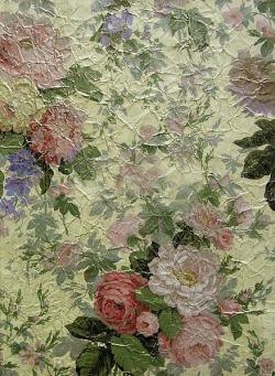 Обои Zuber Roses Anciennes, арт. 4520