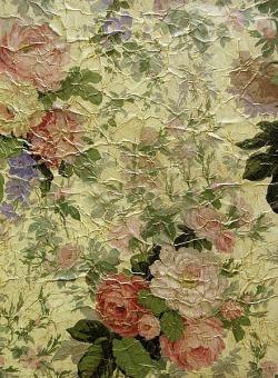 Обои Zuber Roses Anciennes, арт. 4640