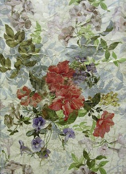 Обои Zuber Roses Anciennes, арт. 4804