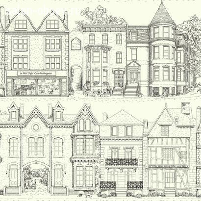 Обои Ashford House Toiles II, арт. AF1907