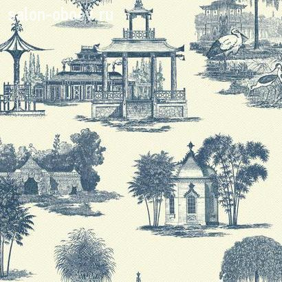 Обои Ashford House Toiles II, арт. AF1918