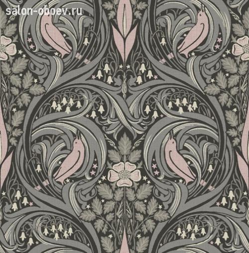 Обои KT Exclusive  Art Nouveau Origins, арт. MR70100