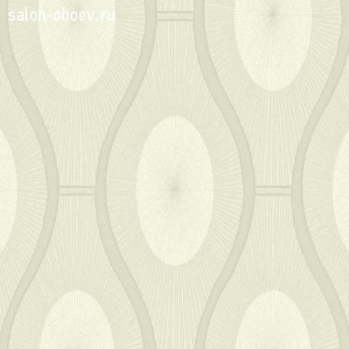 Обои Ronald Redding Silver Leaf II, арт. SL5604
