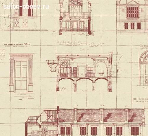 Обои University of Oxford Archives II, арт. WP0090703